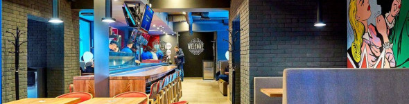 DOMINO'S PIZZA NETWORK RESTAURANTS in Kyiv